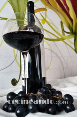 Información que deben tener la etiqueta y la contraetiqueta de los vinos