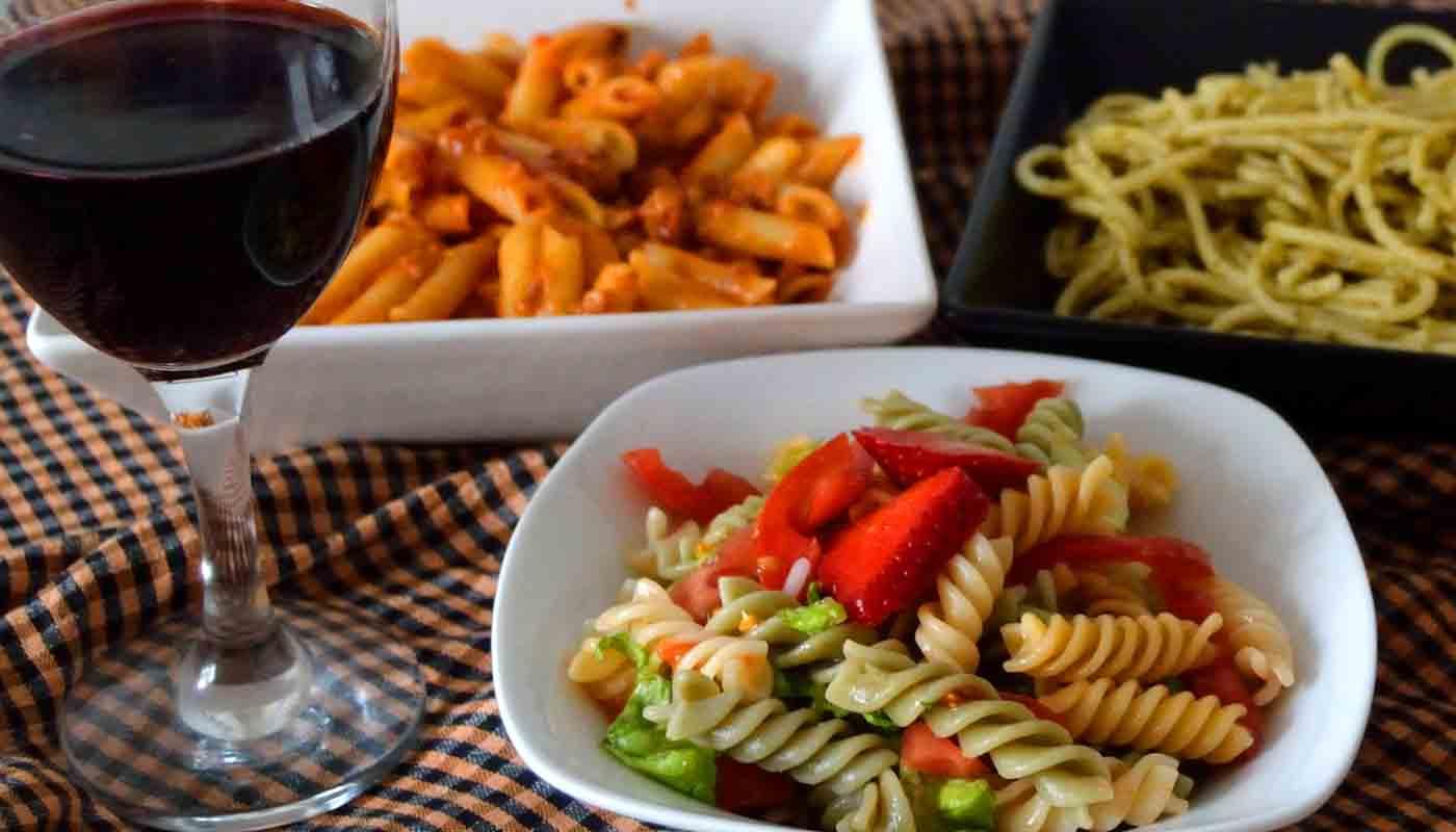 ¿Qué vinos servir con platos de pasta? Maridajes de vinos y pasta - maridajes de vinos y comida
