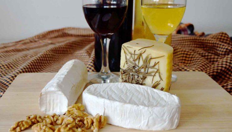 ¿Qué vinos servir con quesos? Maridajes de vinos y quesos - maridajes de vinos y comida