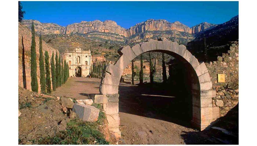 Ruta del vino Montsant y Priorat - vinos de España - enoturismo en Catalunya