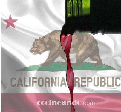 Vinos de California: uvas, características y zonas geográficas