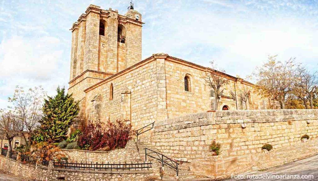 Ruta del vino de Arlanza - enoturismo en Castilla León - vinos de España