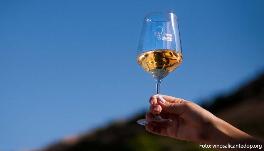 Denominacion de origen Alicante - vinos de España - vinos de la Comunidad Valenciana