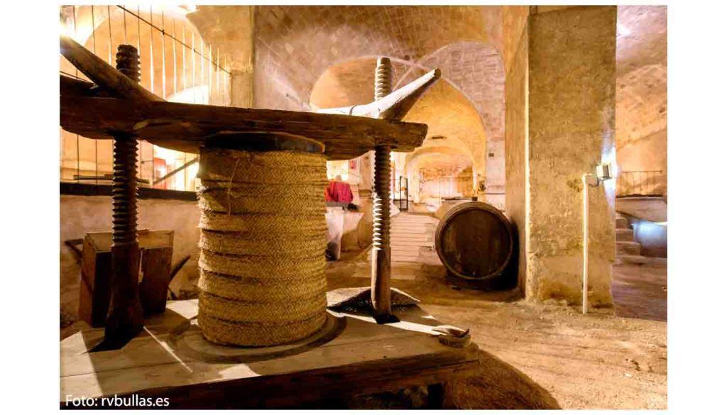DOP Bullas: uvas, vinos, bodegas y zona geográfica - vinos de España - vinos murcianos