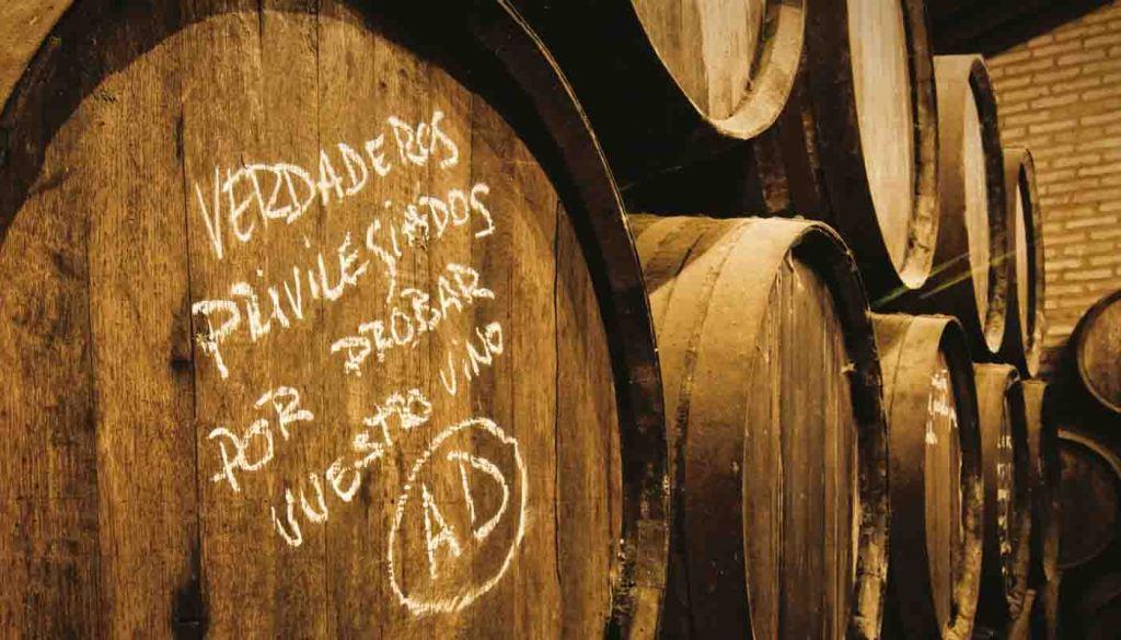 Denominacion de origen Condado de Huelva - vinos de España - vino de Andalucía