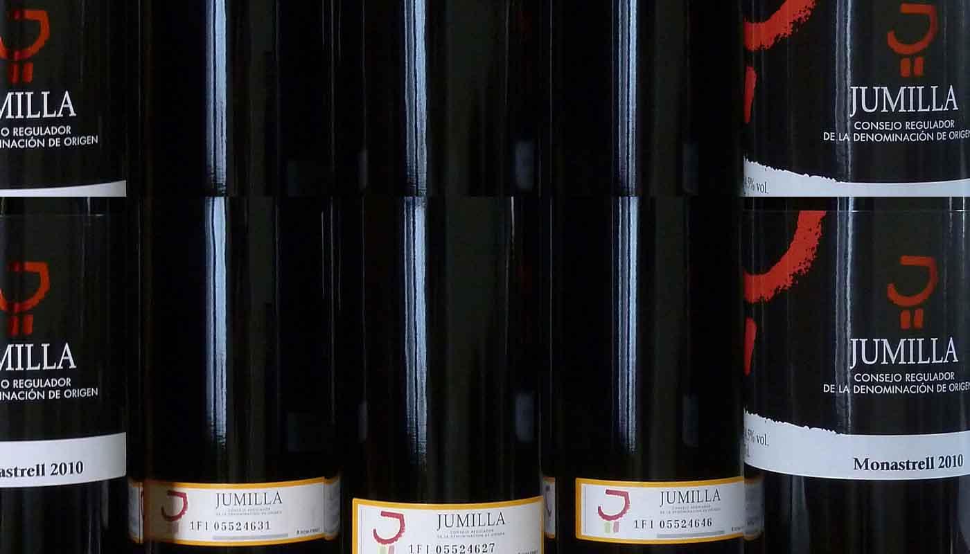 DOP Jumilla: uvas, vinos, bodegas y zona geográfica - vinos de España - vinos de Murcia