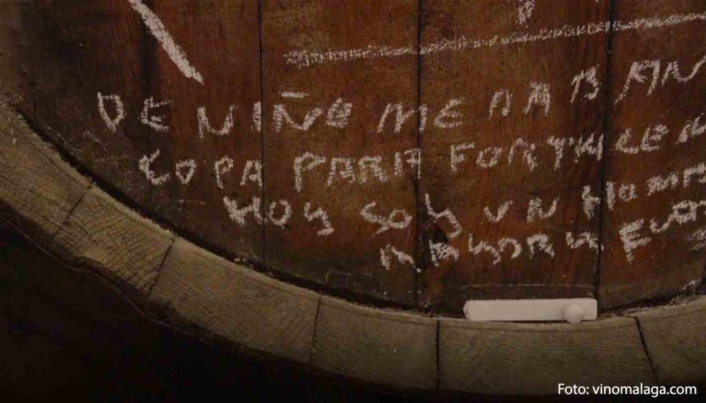 Denominacion de origen Málaga - vinos de España - vino de Andalucía