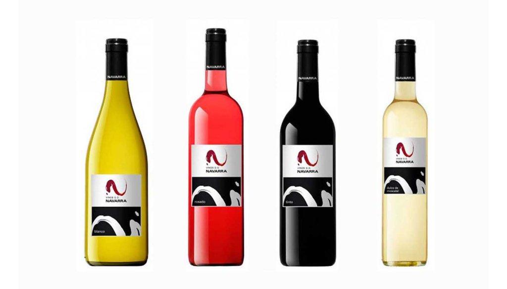 DOP Navarra: uvas, vinos, bodegas y zona geográfica - vinos de España -