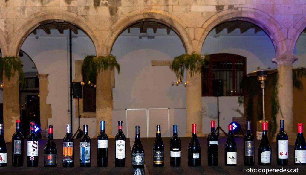 Denominacion de origen Penedès - vinos de España - vinos de Cataluña