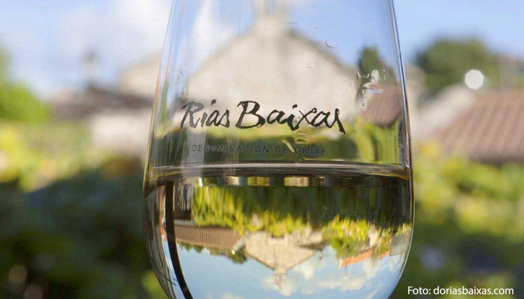 Denominacion de origen Rias Baixas - vinos de España - vinos de Galicia