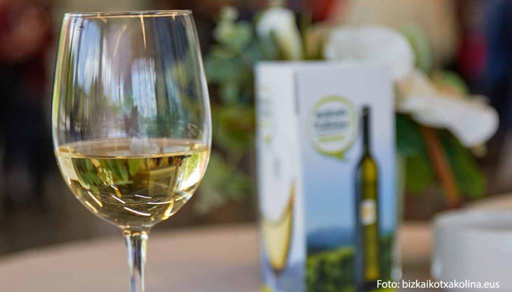 DOP Bizcaiko Txakolina - Ttxakoli de Bizcaia: uvas, vinos, bodegas y zona geográfica - vinos de España