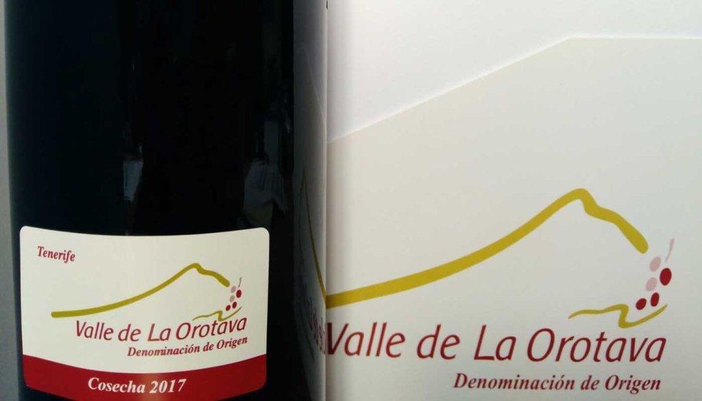 Denominación de origen valle de Orotava - vinos de España - vinos de las Islas Canarias