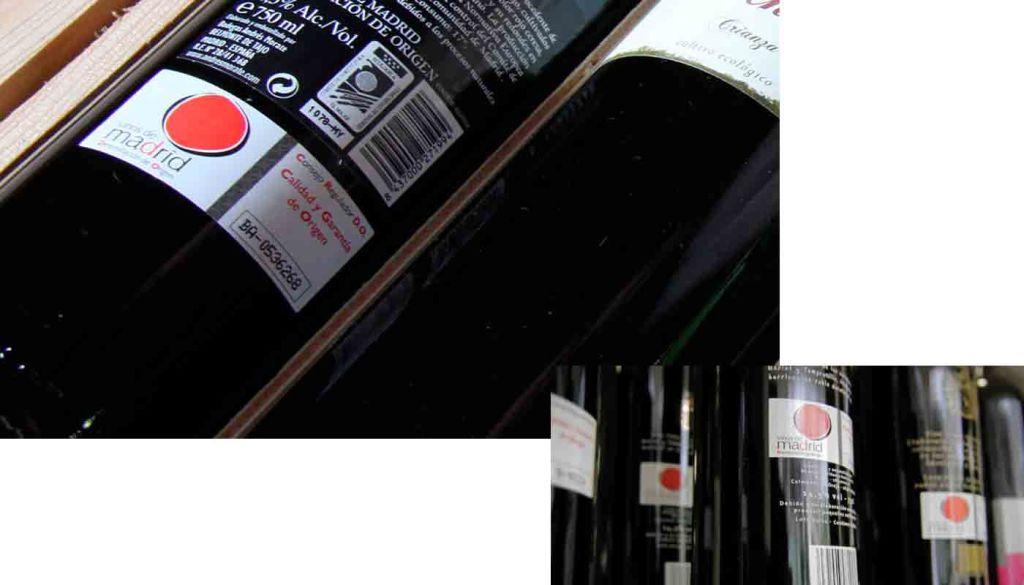 DOP Madrid: uvas, vinos, bodegas y zona geográfica - vinos de España