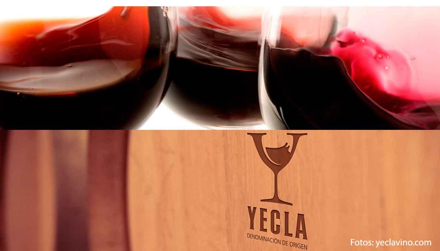 DOP Yecla: uvas, vinos, bodegas y marco geográfico - vinos de España - vinos de Murcia