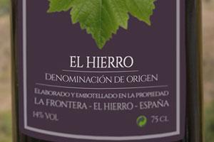 DOP El Hierro: tipos de uvas, vinos, bodegas y zona geográfica - vinos de España