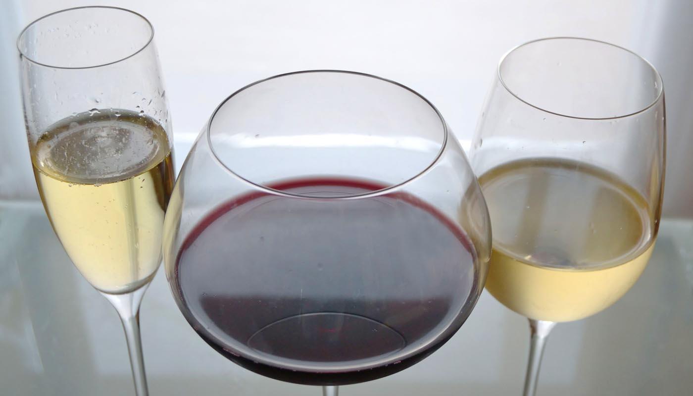 En qué copa se sirve cada tipo de vino y por qué