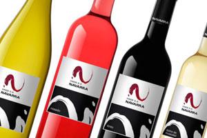 DOP Navarra: uvas, vinos, bodegas y marco geográfico - vinos de España
