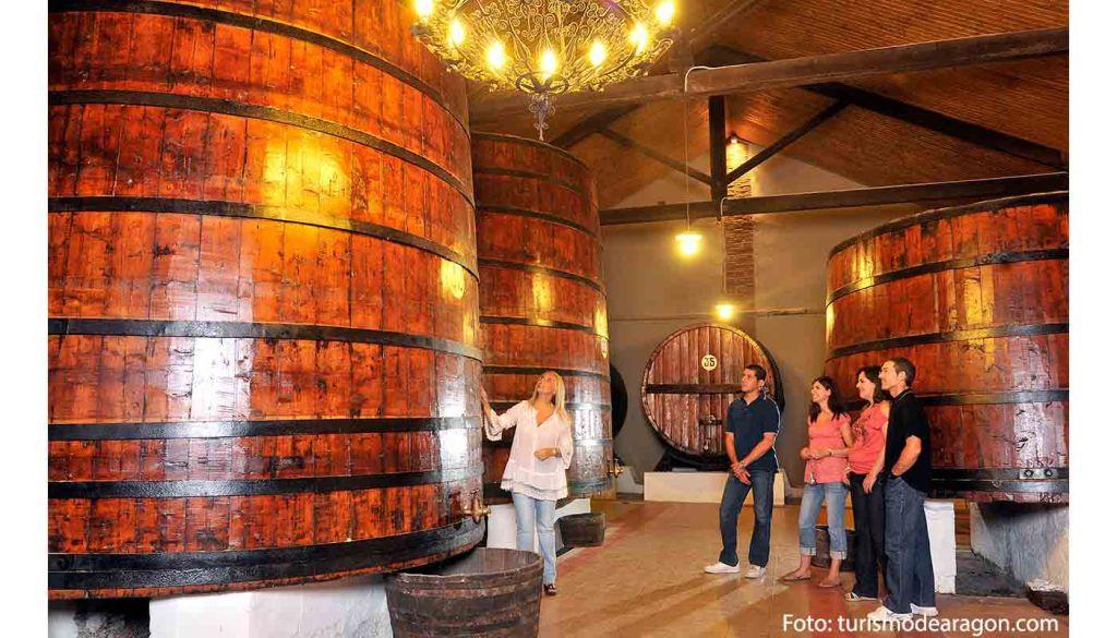 Ruta del vino de Somontano - enoturismo en Aragón - vinos de España