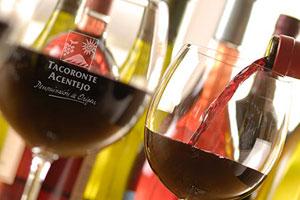 DOP Tacoronte Acentejo: tipos de uvas, vinos, bodegas y zona geográfica - vinos de España