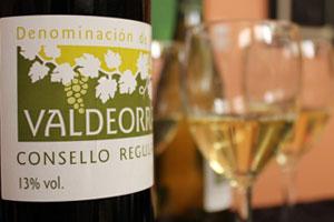 Denominación de origen Valdeorras - vinos de España - vinos de Galicia