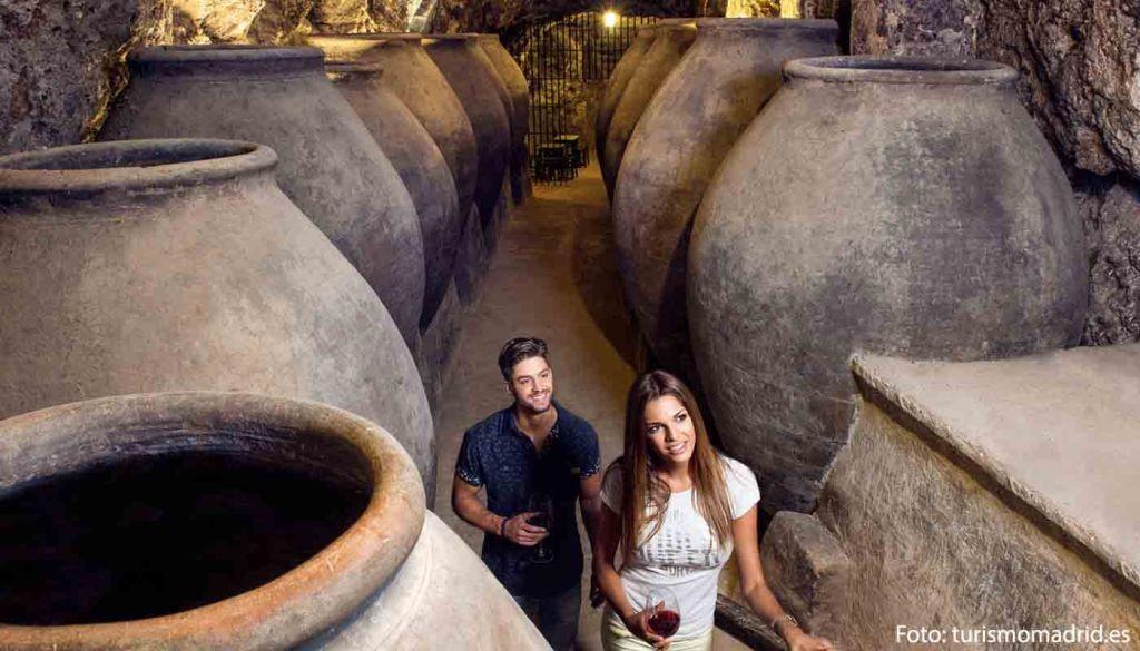 Ruta Vinos de Madrid - enoturismo por Madrid - vinos de España