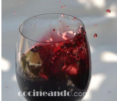 ¿Qué es la acidez de los vinos? - fase de degustación de la cata de vinos