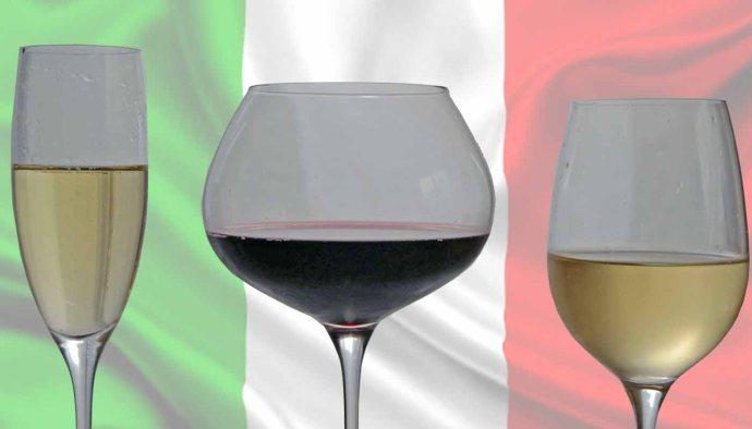 Vinos de Italia: características, uvas y zonas geograficas