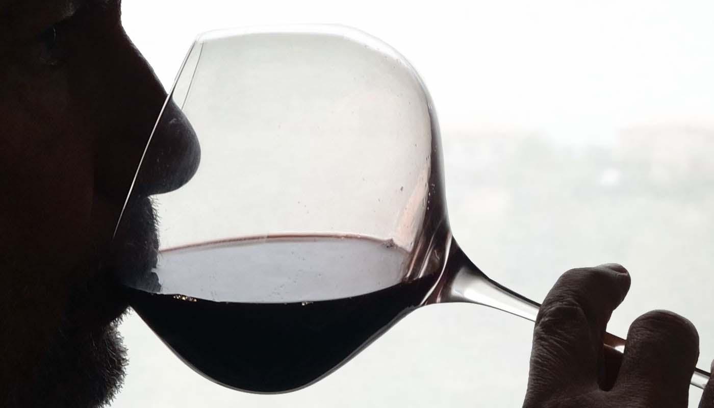 Los sabores principales de los vinos - fase de degustacion de