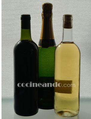 tipos de botellas de vinos: por qué las botellas de vino siempre son redondeadas
