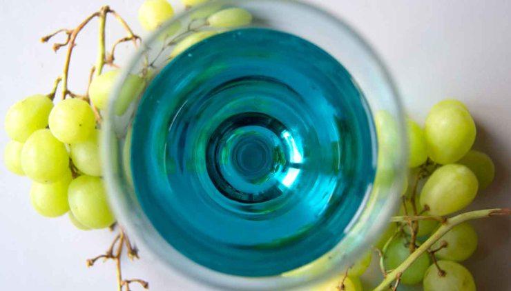 ¿Qué es y cómo se elabora el vino azul? - tipos de vinos