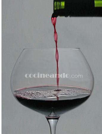 Vocabulario para describir los colores de los vinos - fase visual de la cata de vinos