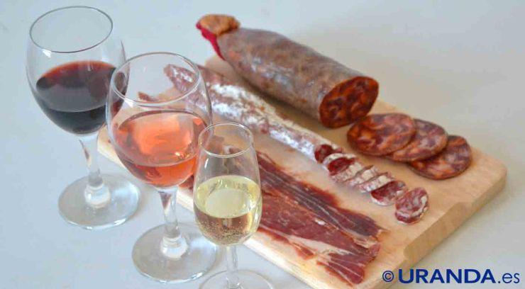 ¿Qué vinos servir con embutidos? Maridaje de vinos y embutidos - maridajes de vinos y comida