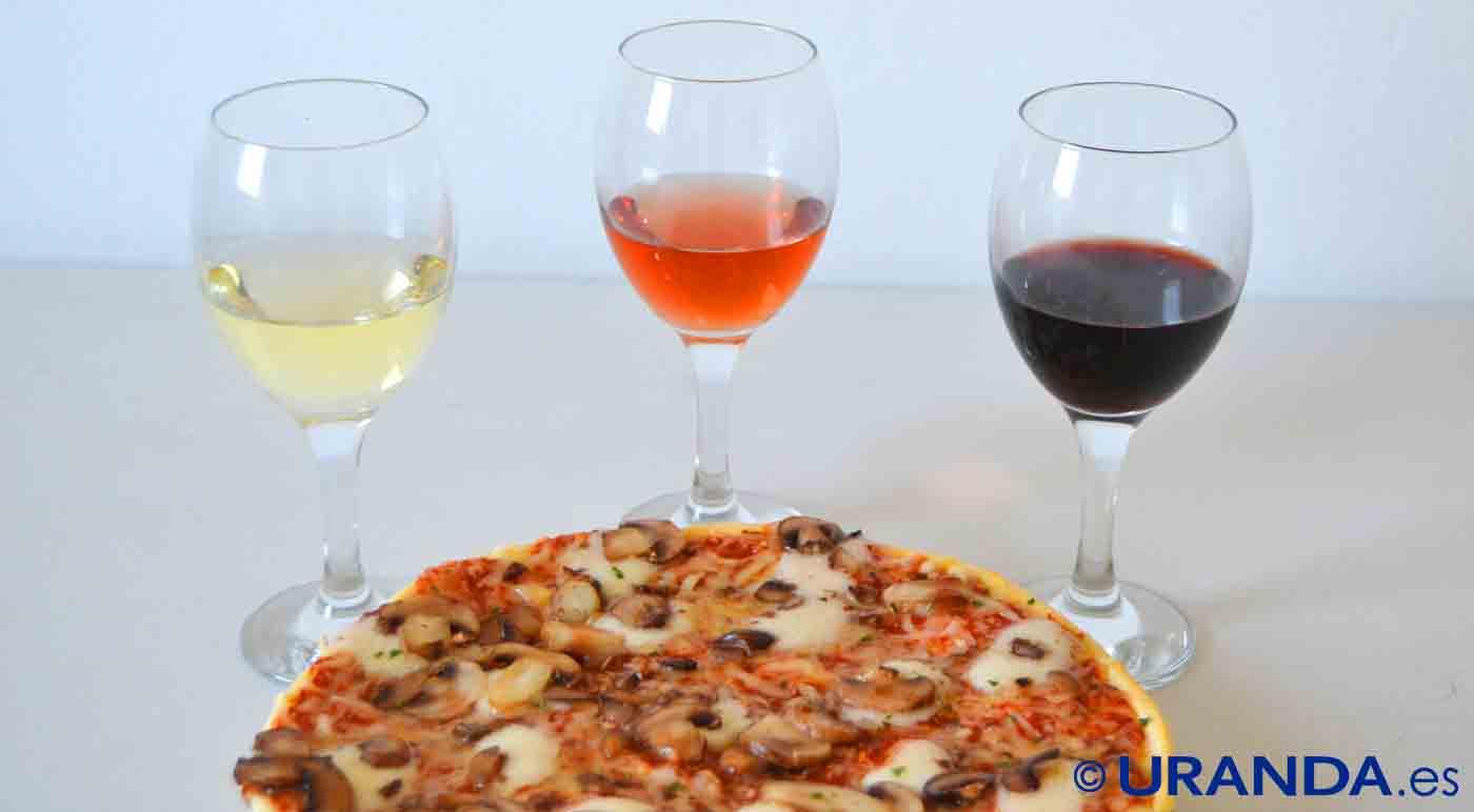 ¿Qué vinos servir con pizzas? Maridaje de vinos y pizzas -