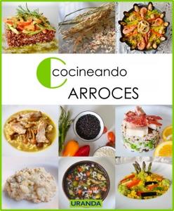 Libro de recetas de arroces - libro gratuito en PDF - Cocineando arroces