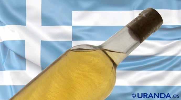 Vinos de Grecia: características, uvas y zonas geograficas - que es la retsina