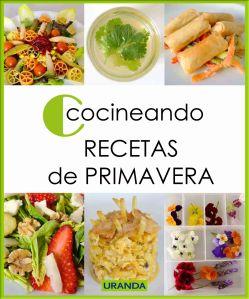 Cocineando Recetas de Primavera - libros ebooks de cocina gratuito en PDF